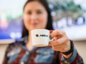 V netbox vás přivítají kávou zdarma