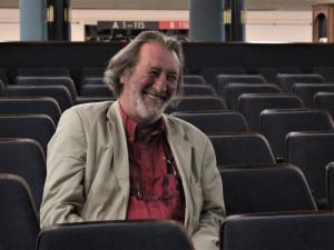 Bolek Polívka ve svém divadle