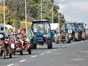 Kašnická traktoriáda 2019