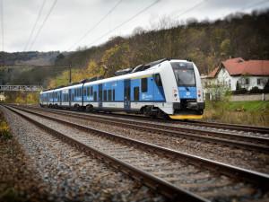 Změna se vztahuje na osobní a spěšné vlaky v rámci Jihomoravského kraje.