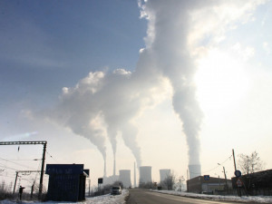 Brno od roku 2000 snížilo emise oxidu uhličitého o osm procent.