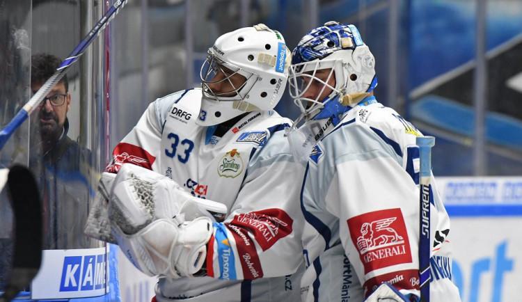 VIDEO: Kometa dostala doma v moravském derby nevídaný nářez. Zlín popravil Brno sedmi góly