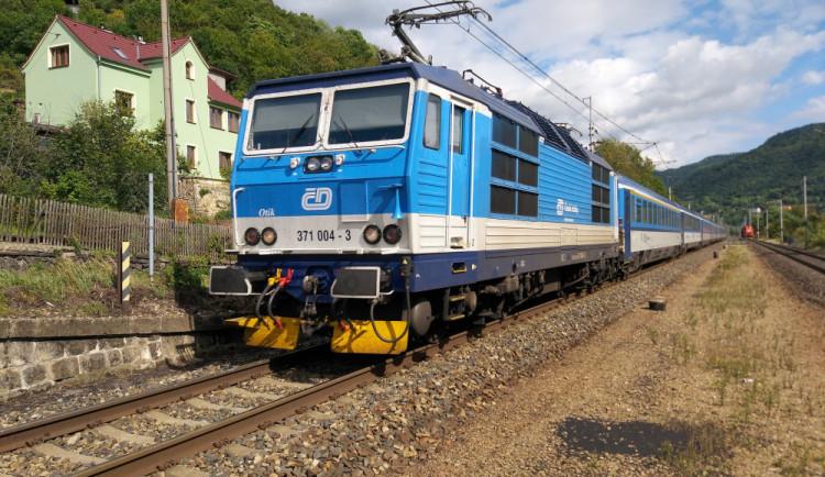 Cestující na Brněnsku čeká dvoutýdenní vlaková výluka