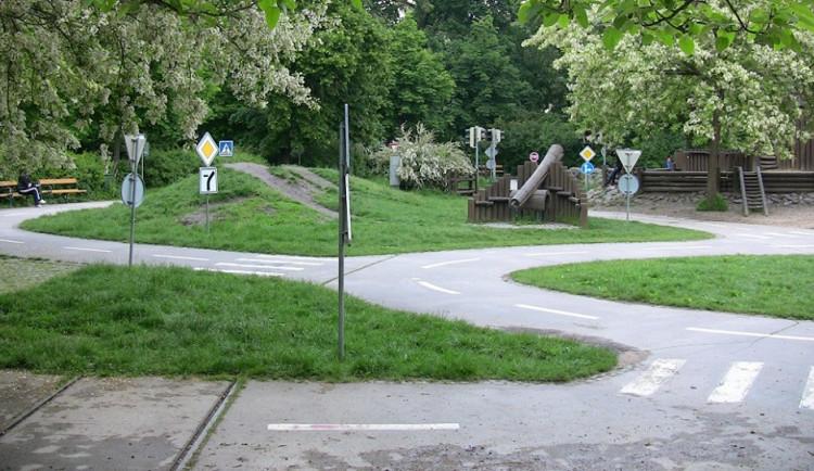Dopravní hřiště v Lužánkách dostane nové osvětlení