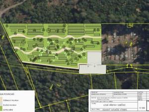 K rozšíření pohřebiště v Soběšicích by měla pomoct směna pozemků s Mendelovou univerzitou