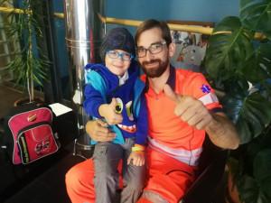 Peníze za prodané kusy dostanou děti se zrakovým postižením