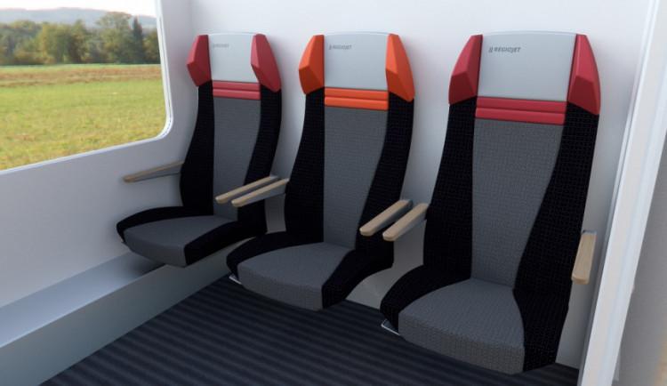 RegioJet pro cestující mezi Brnem a Bohumínem připravuje moderní vozy. Ve špičce budou spoje posílené