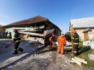 Výbuch na Břeclavsku