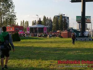 Festival se konal v Brně Komárově