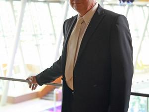 Ředitel Aqualandu Gerhard Walter