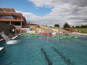Vnější bazény části Imperium