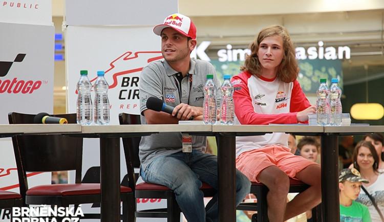 Sandro Cortese a Karel Hanika