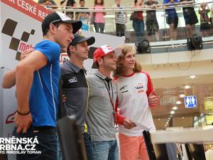 Jezdci Moto2, Moto3 a Red Bull Rookies Cupu