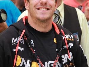 Claudio Corti jezdí v MotoGP na stroji CRT v týmu s Colinem Edwardsem
