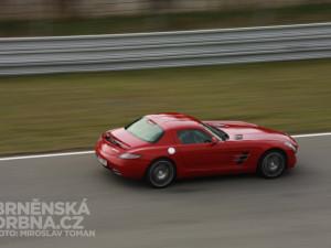 Loučení se sezonou na brněnském automotodromu, foto: Brněnská Drbna, Miroslav Toman
