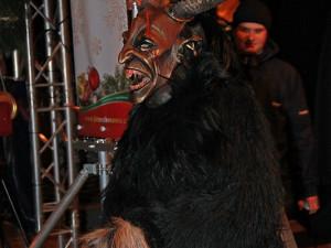 Mikuláš v centru Brna, foto: Brněnská Drbna, Miroslav Toman