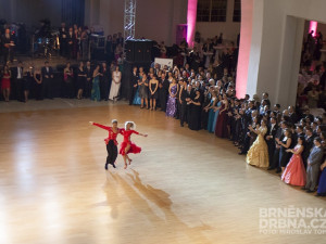 Tradiční ples v Brně, foto: Brněnská Drbna, Miroslav Toman