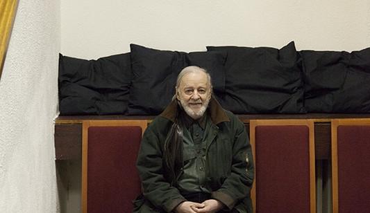 Herec Jiří Pecha, foto: Brněnská Drbna, Miroslav Toman