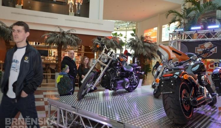 Svět motocyklů 2014, foto: Brněnská Drbna, Hana Mikešová