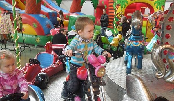 Veletr Pro dítě na brněnském výstavišti, foto: Brněnská Drbna, Monika Tomanová