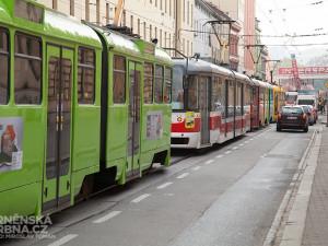 Ranní nehoda na Cejlu - muž se střetnul s tramvají, foto: Brněnská Drbna, Miroslav Toman