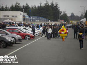 Tuning show na Masarykově automotodromu otevřela okruhovou sezonu, foto: Brněnská Drbna, Miroslav Toman