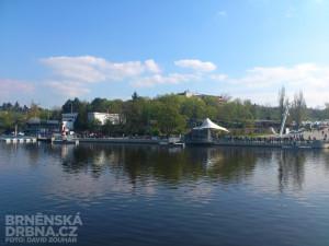 Zahájení plavební sezony na brněnské přehradě, foto: Brněnská Drbna, David Zouhar