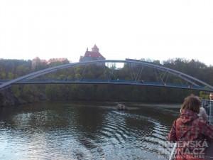 Lidé dopluli až k hradu Veveří, foto: Brněnská Drbna, David Zouhar