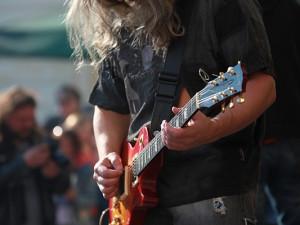 Na pódiu zahrála i skupina Franta Jetel, foto: Brněnská Drbna, Miroslav Toman