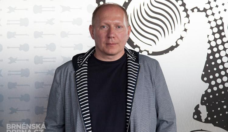 Architekt Sono Centra František Šmédek, foto: Brněnská DRbna, Miroslav Toman
