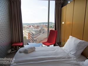 Hotelový pokoj, foto: Brněnská Drbna, Miroslav Toman