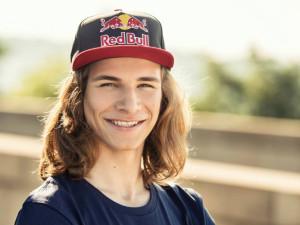 Karel Hanika pro Red Bull, foto: Red Bull