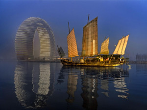 Sheraton Huzhou Hot Spring Resort , foto: www.starwoodhotels.com/sheraton