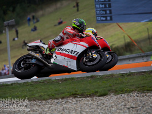 Jezdci Ducati, foto: Brněnská Drbna, Miroslav Toman