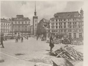 Výstava na Špilberku přiomene výročí bombardování Brna, Foto: archiv Muzea města Brna