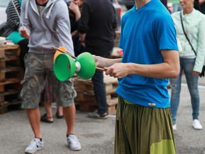 Street Food Festival se stal pravou hostinou na ulici, foto: Brněnská Drbna, Miroslav Toman
