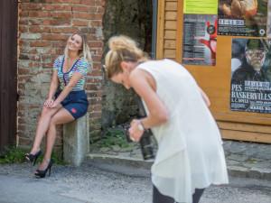 Finalistky soutěže Úsměv HappyFoto 2016 rozzářily jižní Čechy