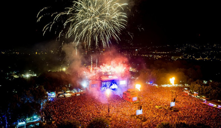 zdroj: Sziget Festival Official