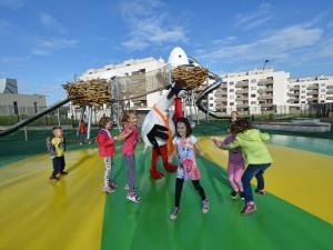 Desítky atrakcí nového venkovního areálu BRuNO family parku