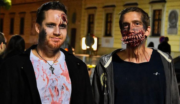 Zombie Walk Brno 2018, autor: Petr Olša