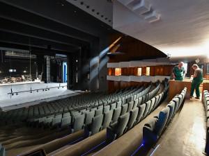 Janáčkovo divadlo po první fázi rekonstrukce, zdroj: MMB