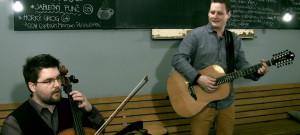 IAN - SHE // MUNI TV Acoustic session